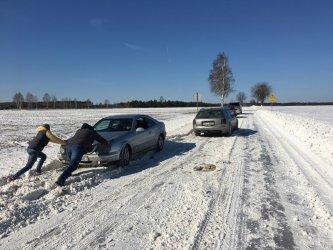 Czy zarządcy dróg nie dbają o nasze bezpieczeństwo?