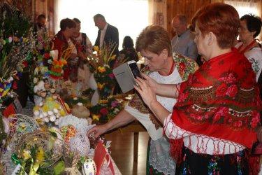 W gminie Moszczenica oceniono stroiki wielkanocne
