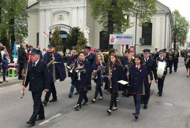 Świętowali strażacy z gminy Wolbórz