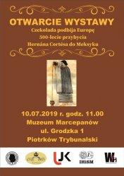 Czekoladowa wystawa w Piotrkowie