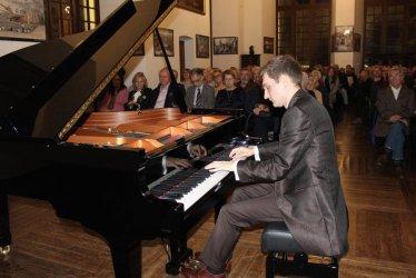 Koncert z utworami Chopina w Piotrkowie