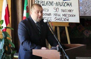 Wybrano nowego przewodniczącego Rady Miejskiej w Sulejowie