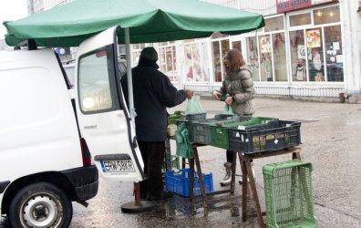 Wróci legalny handel warzywami przy kwadracie