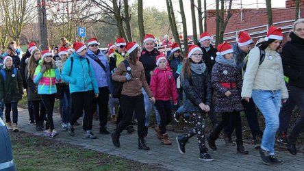 Wola Krzysztoporska zaprasza na II Rajd Mikołajowy