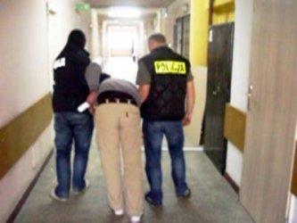 Osiem osób z bojówki Widzewa Łódź zatrzymanych