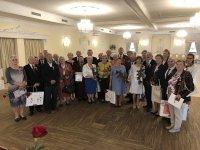 Obchodzili 50-lecie małżeństwa