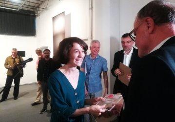 Aleksandra Paulińska zdobyła Grand Prix V Piotrkowskiego Biennale Sztuki
