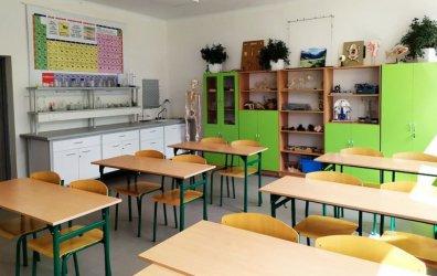Szkoła w Proszeniu Lokalnym Ośrodkiem Wiedzy i Edukacji