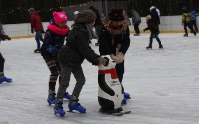 Koniec sezonu na piotrkowskim lodowisku