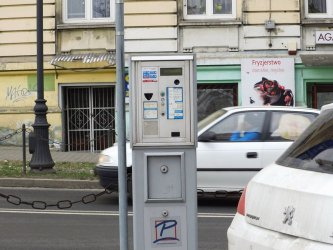 Za parkowanie można płacić mniej?
