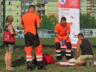 Lekcja udzielania pierwszej pomocy zamiast mandatu