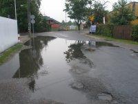 Kiedy naprawią ulice Brzeźnicką i Widok?