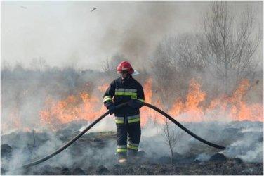 Mniej pożarów, więcej zagrożeń