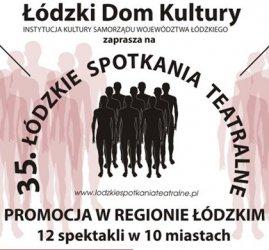 35. Łódzkie Spotkania Teatralne