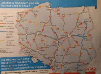 Zabrakło pieniędzy na S74 i S12 z Piotrkowa