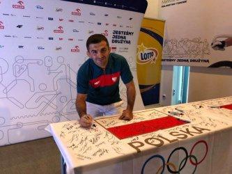 Murad przegrywa w ćwierćfinale turnieju olimpijskiego