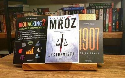 Książka na weekend – Porywająca kontynuacja serii Mroza