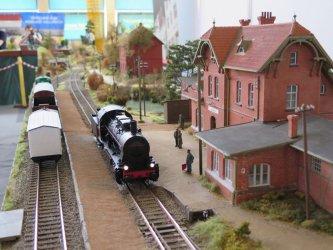 Ruszyły Trzecie Targi Modelarstwa Kolejowego