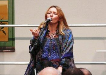 Monika Kuszyńska spotkała się z piotrkowską publicznością