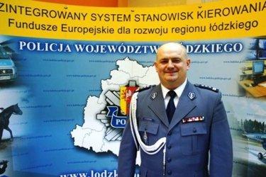 Nowy komendant wojewódzki policji