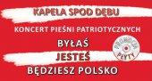Byłaś, jesteś, będziesz Polsko. Koncert w Mediatece 800-lecia