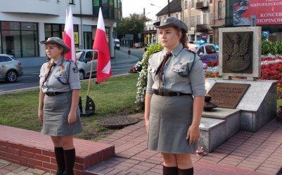 Piotrkowianie pamiętali o bohaterach Powstania Warszawskiego