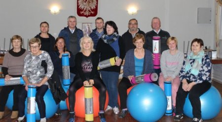 Aktywnie i zdrowo w Lubiaszowie