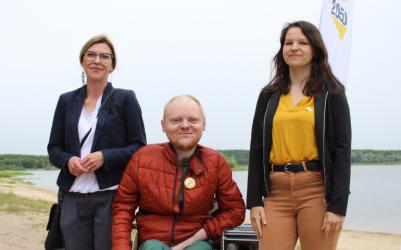 Poznaliśmy liderów Polski 2050 na ziemi piotrkowskiej