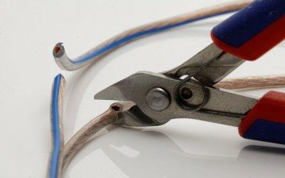Kradli kable z sieci energetycznej