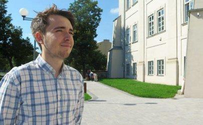 Kacper z Piotrkowa dostał się na Oxford