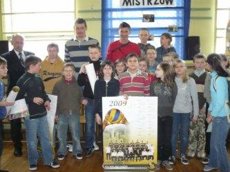 Dąbrowa n. Czarną: Turniej Mini Piłki Siatkowej