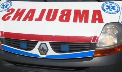 Jedna osoba ranna w wypadku na wysokości Honoratowa