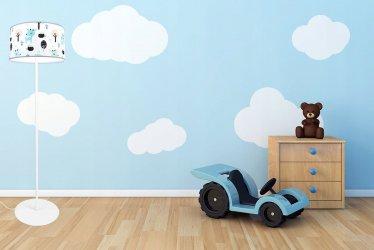 Jak stworzyć magiczny nastrój w dziecięcym pokoju za pomocą oświetlenia?
