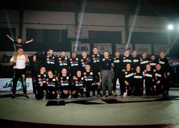 AKS Madej Wrestling Team w finale PWPW Krajowej Ligi Zapaśniczej