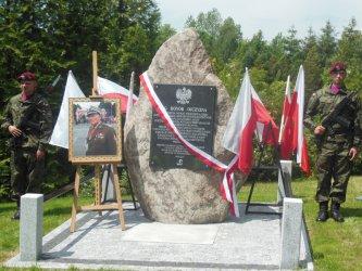 Upamiętniono gen. Stanisława Burzę - Karlińskiego