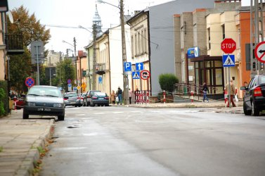 Od poniedziałku zamkną ulicę Narutowicza