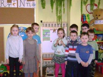 Akcja przedszkolaki dla Ciuchci - zbiórka w przedszkolu nr 24