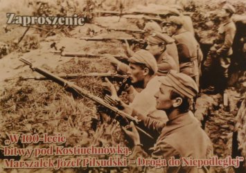100-lecie bitwy pod Kostiuchnówką