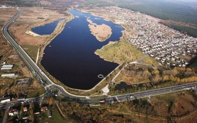 Miasto rozbuduje infrastrukturę drogową w okolicy jeziora Bugaj