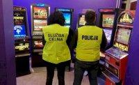 Nielegalny salon gier w... mieszkaniu