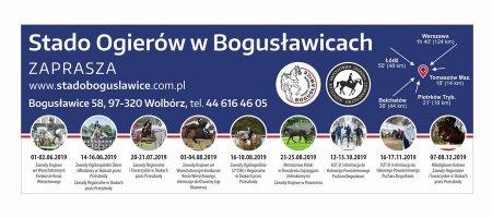 Jeszcze 9 imprez w Bogusławicach
