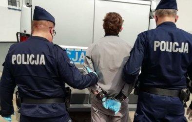 Pobili i okradli 28-letniego bełchatowianina. Po 15 minutach zatrzymała ich policja