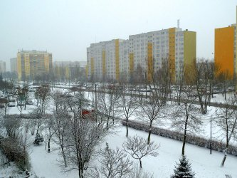 W Piotrkowie wreszcie biało