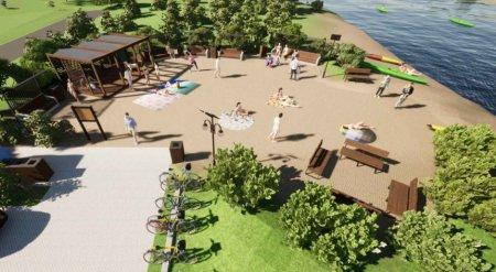 Czy Sulejów wzbogaci się o nową plażę?