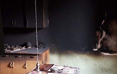 Pożar domu w gminie Sulejów. Jedna osoba ranna