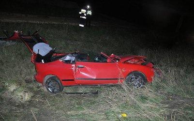 Jedna osoba nie żyje w wyniku wypadku na A1