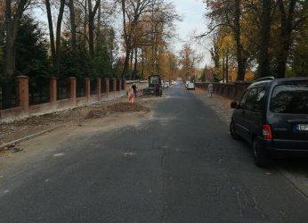 Przebudowują ulicę Partyzantów w Piotrkowie