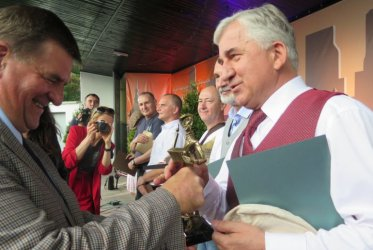 Kapela z Piotrkowa zwycięzcą XV Festiwalu Folkloru Miejskiego
