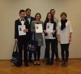 Uczennica ZSP 2 w Piotrkowie wśród zwycięzców