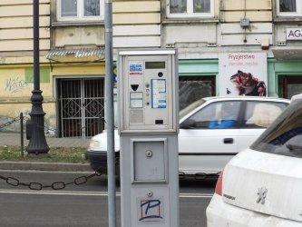 Zamarznięta Strefa Płatnego Parkowania?